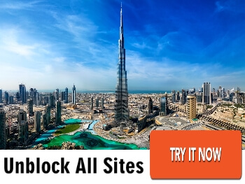 unblock sites in UAE